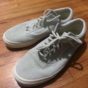 JCREW x VANS shoes